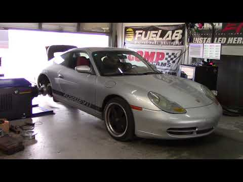 I Dyno Tested My LS-Swapped Porsche 911