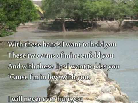 """♥ """"I'm in Love with You (with Lyrics) - Cliff Richard"""