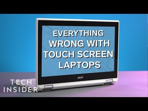 Everything Wrong With Touch Screen Laptops | Untangled
