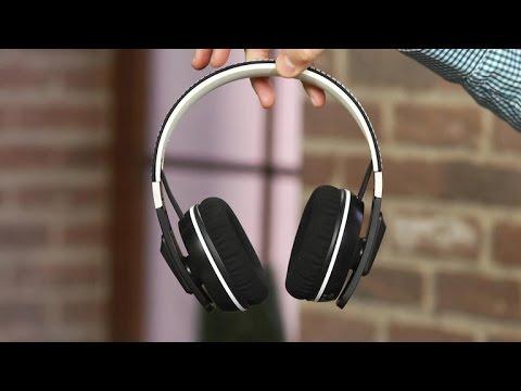 06900f1ff81 Sennheiser Urbanite XL Wireless: Dynamic Bluetooth sound - YouTube