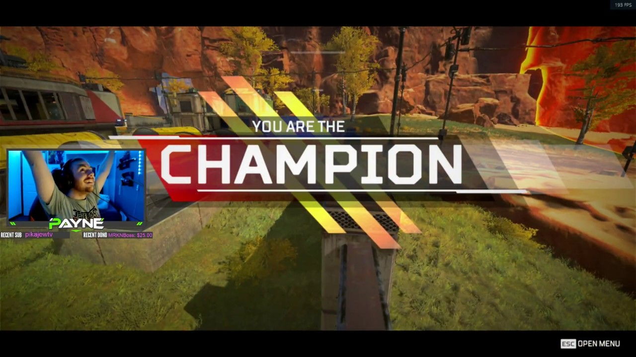 35 Kill Win To Clutch The First Ever Apex Legends Kill Tournament