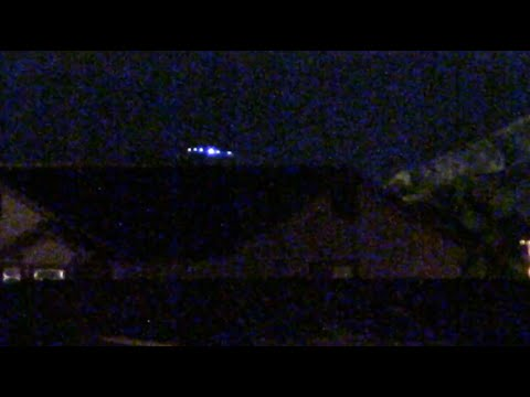 Several UFO Sightings Filmed in Las Vegas, Nevada - FindingUFO