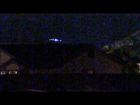 Several UFO Sightings Filmed in Las Vegas, Nevada - FindingUFO