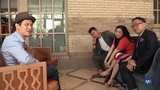 Crazy Rich Asians features ensemble Asian cast