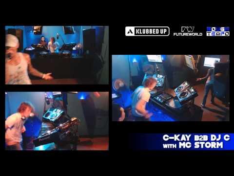 C-KAY & DJ C with MC STORM - Rough Tempo LIVE! - September 2013