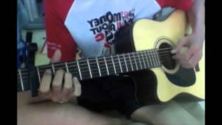 Thằng cuội - An Nguyen [Guitar solo] (Tôi thấy hoa vàng trên cỏ xanh OST)