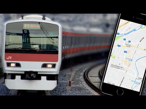 Getting Around Tokyo, Explained in One Minute!