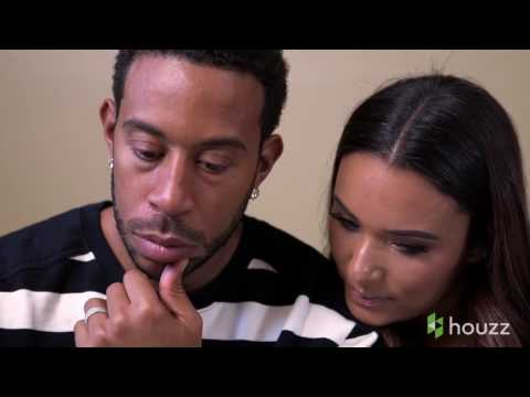 "CELEBRITY HOMES | Chris ""Ludacris"" Bridges' Surprise Home Makeover 