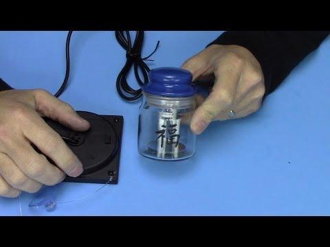 Diy solar light jar youtube diy solar light jar solutioingenieria Gallery