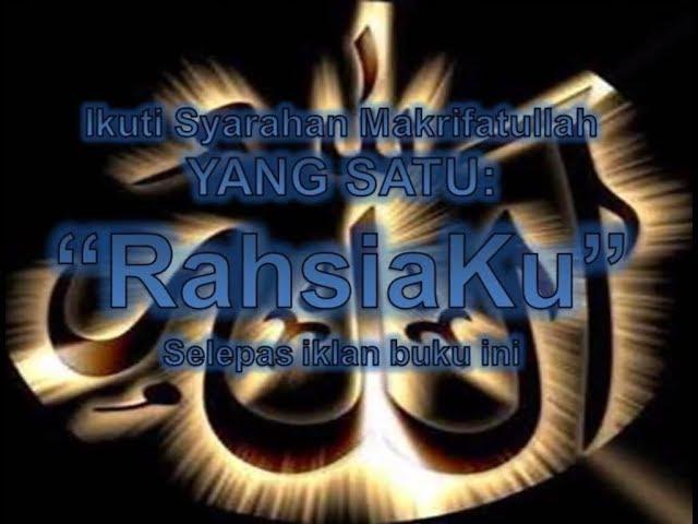 YANG SATU 6 (RAHSIA KU)