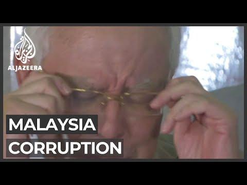 Malaysia sentences Najib