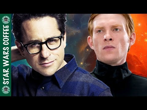 Domhnall Gleeson talks about JJ Abrams and Colin Trevorrow!