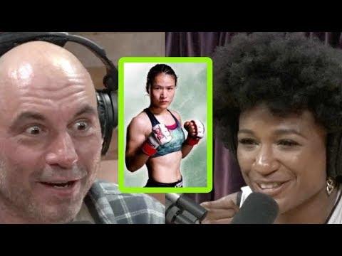 Angela Hill on Weili Zhang vs. Joanna Jedrzejczyk