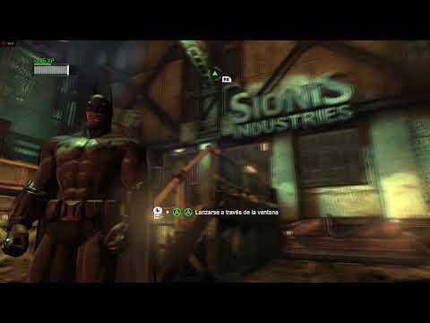 Guia: Batman Arkham City: Salvar a la doctora de los matones del Joker