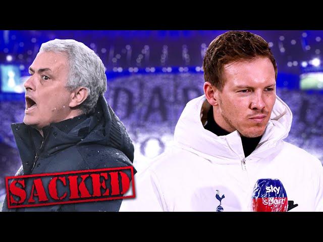 Spurs To SACK Jose Mourinho & Hire Julian Nagelsmann?! | #TransferTalk