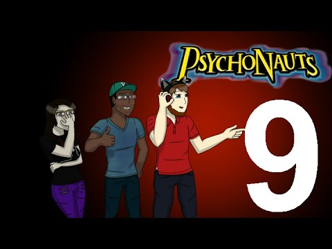 Psychonauts Part 9 - A Lungfish Named Freedom
