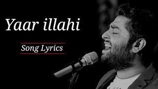 Arijit Singh: Yaar illahi - Qawwali | Katyar Kaljat Ghusli | Kya Hai Ye Duniya ?