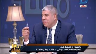 عاجل بالفيديو  اشتباك بالأيدي بين شوبير وأحمد الطيب على الهواء