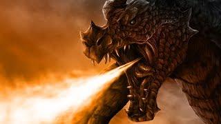 [Прохождение Skyrim] Как убить любого дракона за 2 секунды (баг)