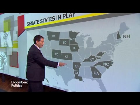 Midterm Elections 2014: Here Are The Key Senate Races