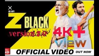 z black md kd official