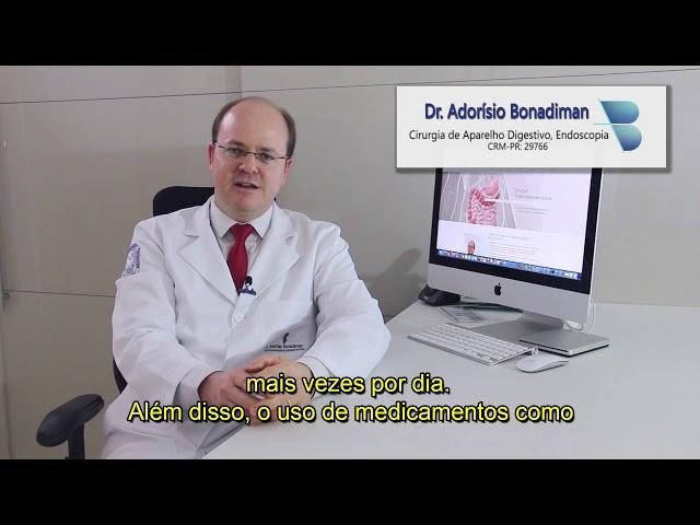Dr. Adorísio Bonadiman / Doença do Refluxo Gastroesofágico