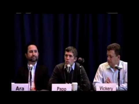 Financing the Imagination: Funding and Business Development in AR, VR and Immersion