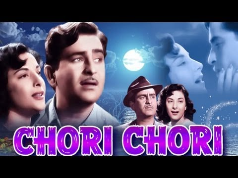 Chori Chori is listed (or ranked) 3 on the list The Best Nargis Movies