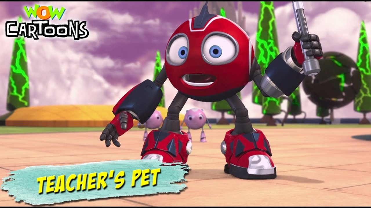 Rollbots | Ep 14 | Action Cartoon Video | Cartoons for Kids | Wow Cartoons