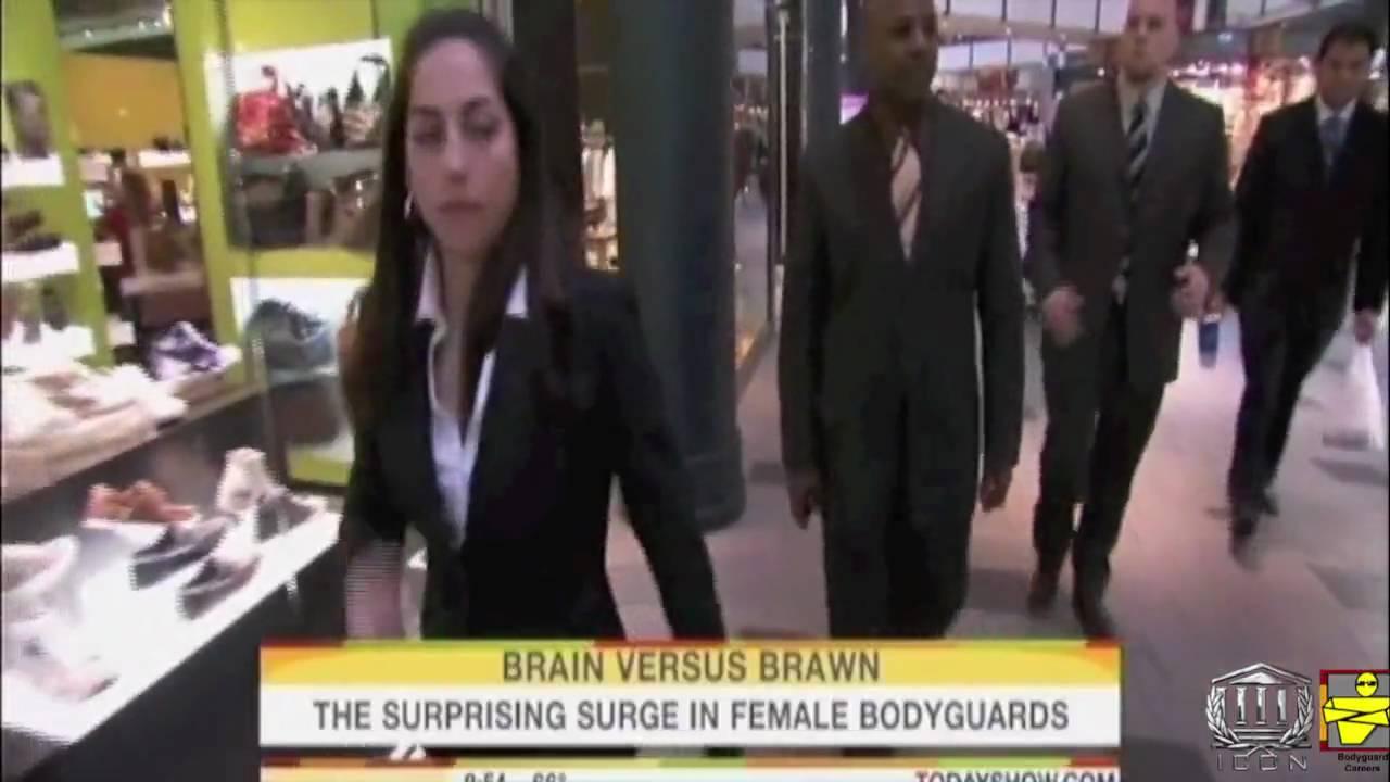 Female Bodyguard Service