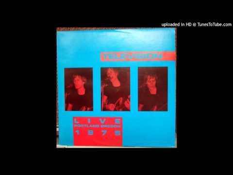 Television - Marquee Moon Live Portland Oregon 1978
