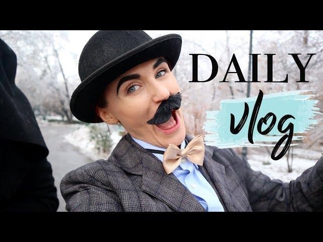 Daily vlog   Balaban cu mustati si 20 kg in plus, cumparaturi la Ikea si-un pic de Buzau