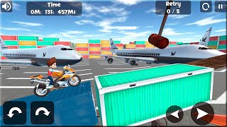 Paw Ryder Motor Stunt Racing 3D Gameplay Android - Moto Racing Games