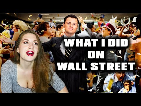 WHAT I DID ON WALL STREET | STORYTIME | REDHEADREDEMPTION