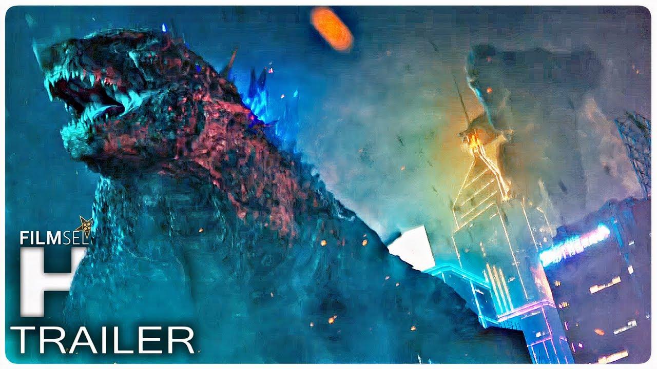 "GODZILLA VS KONG ""Super Attack"" Trailer (2021)"