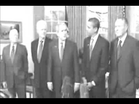 ¥T Barack Obama Becomes The Head Of A Bankrupt Corporation ¥T