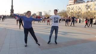 Генеральная репетиция Вальса Победы в Хабаровске