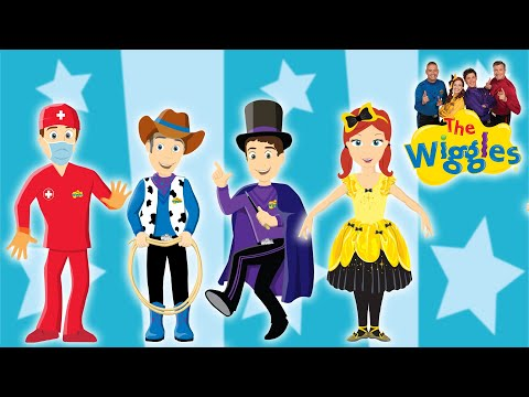 The Wiggles: Dressing Up in Style