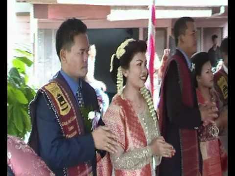 Batak Wedding Tuk Tuk 2011