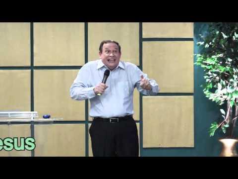 Liderança Global - Intimidade com Espirito Santo - 170914 Pr. Abe Huber