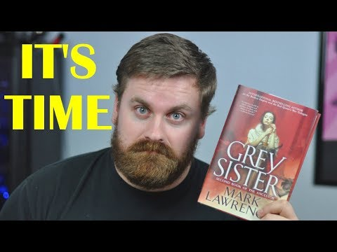 Book Review: Grey Sister by Mark Lawrence Mp3