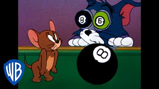 Tom & Jerry | Cue Ball Thomas | Classic Cartoon | WB Kids