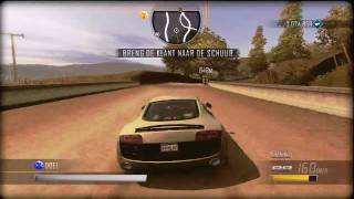 Driver: San Francisco | Audi R8 V10 Police Chase Gameplay - Main Mission [Xbox 360 | PS3 | PC] [HD]
