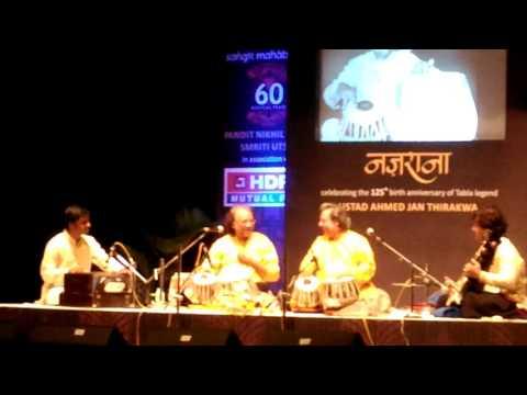 Pt Nayan Ghosh and Pt Swapan Chaudhari