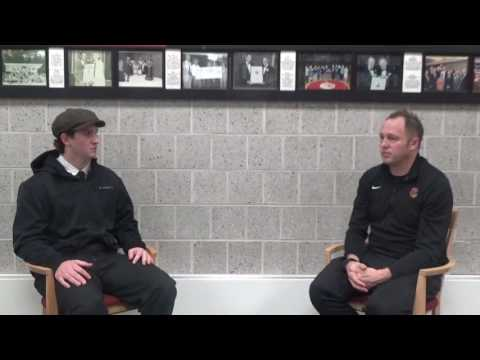 Interview with Cornell Men's Soccer Coach John Smith | Big Red Sports Network
