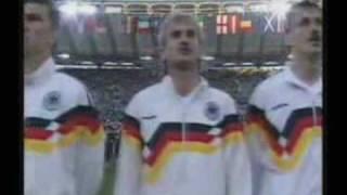 Tribute für Weltmeister 90. DEUTSCHLAND