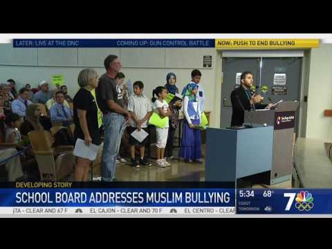 Video: CAIR-San Diego Lays Out Plan to Address Bullying of Muslim Students