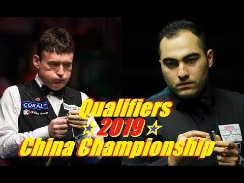 Jimmy White Vs Hossein Vafaei ᴴᴰ China Championship 2019
