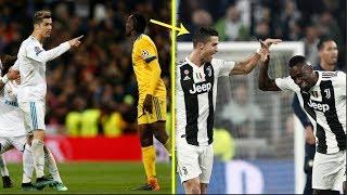 Cristiano Ronaldo Turning Enemies & Rivals Into Friends!