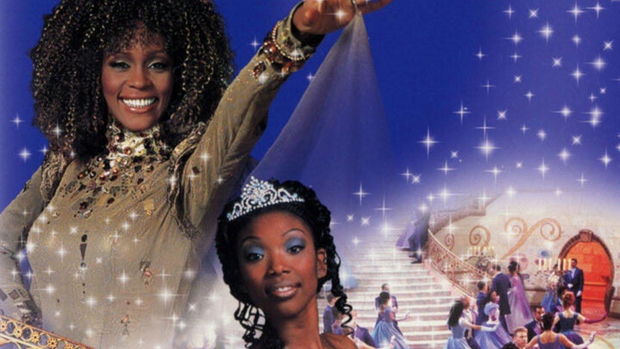 Rodgers & Hammerstein's Cinderella 1997 #Cinderella #fullmovie #Brandy #Whitneyhouston #fil